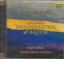 MENDELSSOHN.,BRUCH - VIOLIN CONCERTOS OF MENDELSSOHN & BRUCH CD
