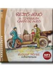REJT� JEN� - A TIZENN�GY KAR�TOS AUT� - HANGOSK�NYV - CD -