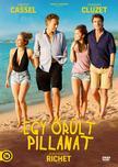 Jean-François Richet - EGY ŐRÜLT PILLANAT DVD