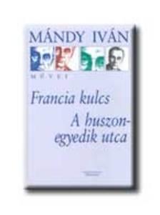 M�ndy Iv�n - FRANCIA KULCS