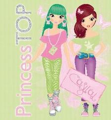 - Princess TOP - Casual (green)