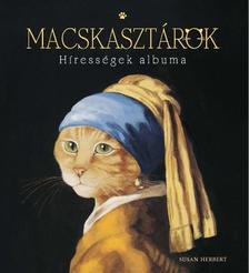 Susan Herbert - Macskasztárok