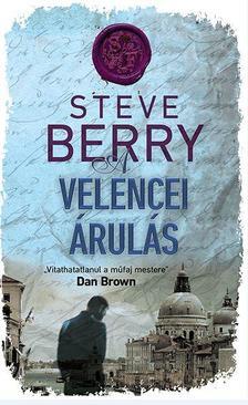 Steve Berry - A velencei �rul�s