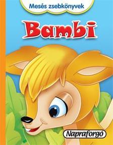 - Mesés zsebkönyvek - Bambi #