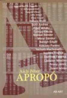 Aich P�ter - Aprop�