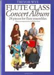 - CONCERT ALBUM,  28 PIECES FOR FLUTE ENSEMBLES (TREVOR WYE) PIANO ACCOMPANIMENTS BY ROBERT SCOTT