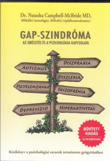 dr.Natasha Campbell-McBride - GAP-SZINDRÓMA - 2. BŐVÍTETT KIADÁS