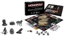 Winning Moves UK Ltd. - Trónok Harca Monopoly