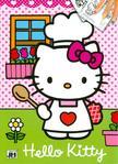 - Hello Kitty - A4 színező 2