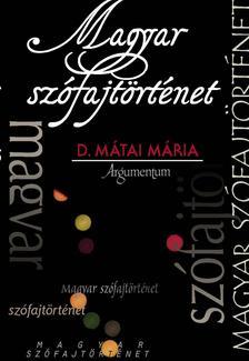 D. M�tai M�ria - Magyar sz�fajt�rt�net