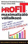 B�r�czkyn� Vereb�lyi Zsuzsanna - A profitmaximaliz�l� v�llalkoz�
