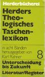 Karl Rahner - Herders Theologistiches Taschenlexikon Band 8. [antikvár]