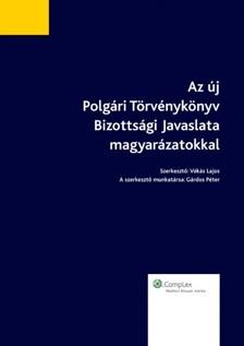 V�K�S LAJOS - Az �j Polg�ri T�rv�nyk�nyv Bizotts�gi javaslata magyar�zatokkal [eK�nyv: epub, mobi]
