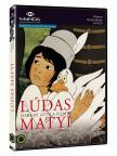 Dargay Attila - LÚDAS MATYI - DIGITÁLISAN FELÚJÍTOTT /RAJZFILM/ [DVD]