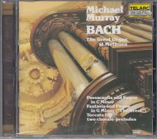 Bach - ORGAN WORKS,CD