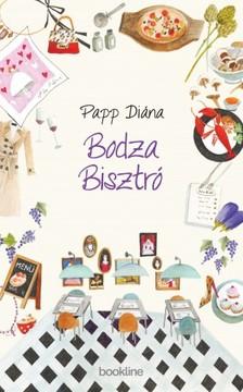 PAPP DI�NA - Bodza Bisztr� [eK�nyv: epub, mobi]