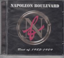 Napoleon Boulevard - NAPOLEON BOULEVARD - BEST OF 1985-1989 CD
