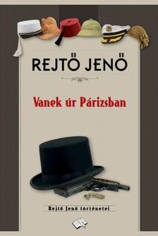 REJT� JEN� - Vanek �r P�rizsban [eK�nyv: epub, mobi]