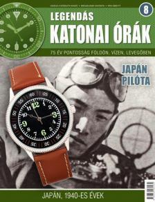 . - JAP�N PIL�TA - LEGEND�S KATONAI �R�K