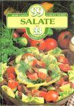 LAJOS MARI - HEMZ� K�ROLY - 99 Salate mit 33 Farbfotos [antikv�r]