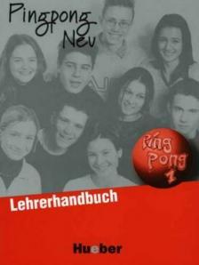 KOPP, - PINGPONG NEU 1. LEHRBUCH