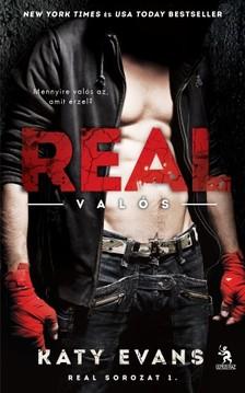 Katy Evans - Valós - Real [eKönyv: epub, mobi]