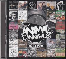 Animal Cannibals - ANIMAL CANNIBALS ANTOLÓGIA CD
