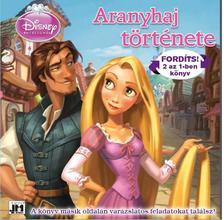 - Disney Hercegnők - Aranyhaj története