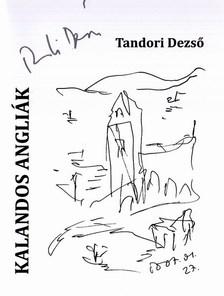 TANDORI DEZS� - KALANDOS ANGLI�K