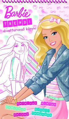 40106 - Barbie - Trendi divattervező könyv