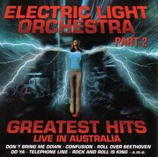 ELECTRIC LIGHT ORCHESTRA - ELECTRIC LIGHT ORCHESTRA GREATEST HITS