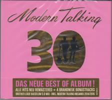 - MODERN TALKING 30 BEST OF ALBUM 2CD