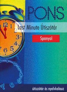 NOGALES - PONS LAST MINUTE �TISZ�T�R - SPANYOL