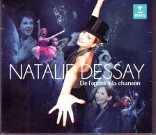 DELIBES,VERDI,BACH,MOZART - DE L'OPERA � LA CHANSON 2CD NATALIE DESSAY