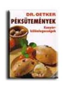 Dr. Oetker - P�KS�TEM�NYEK - KENY�RK�L�NLEGESS�GEK /KS/