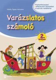 Mih�ly �gnes Marianna - Var�zslatos sz�mol� 2. �vfolyam