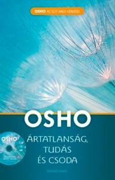 OSHO - �RTATLANS�G, TUD�S �S CSODA DVD-mell�klettel
