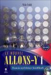 VIDA ENIK� - LE NOUVEL ALLONS-Y 1 - FRANCIA NYELVK�NYV KEZD�KNEK - MP3 CD MELL�KLETTEL