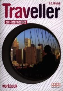 MITCHELL - TRAVELLER PRE-INTERMEDIATE WB + CD-ROM