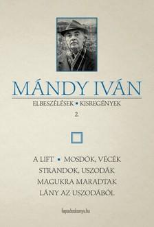 M�ndy Iv�n - Elbesz�l�sek, kisreg�nyek II. [eK�nyv: epub, mobi]