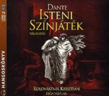 Dante - ISTENI SZÍNJÁTÉK - HANGOSKÖNYV