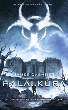 James Dashner - Hal�lk�ra