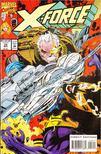 Nicieza, Fabian, Daniel, Antonio - X-Force Vol. 1. No. 28 [antikv�r]