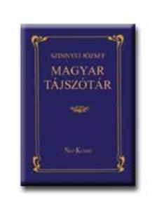 Szinnyei József - Magyar Tájszótár