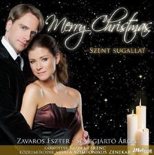 Sövegjártó Áron, Zavaros Eszter - Merry Christmas - Szent Sugallat - CD -