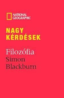 Simon Blackburn - Nagy k�rd�sek:Filoz�fia