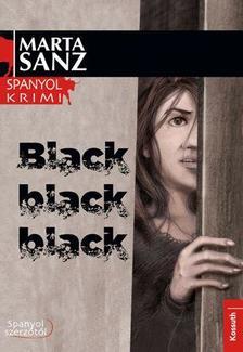 SANZ, MARTA - Black, black, black