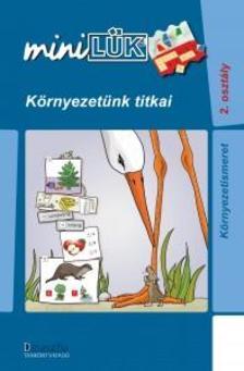 LDI252 - Környezetünk titkai - Környezetismeret 2.osztály