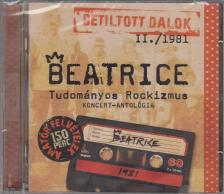 Beatrice - BETILTOTT DALOK II. 2CD BEATRICE