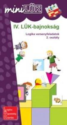 MINILÜK - IV. LÜK-bajnokság - logikai versenyfeladatok 2. osztály